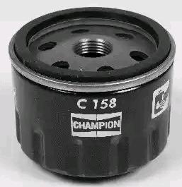 Motorölfilter COF100158S CHAMPION COF100158S in Original Qualität