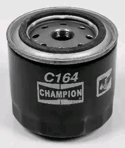 Ölfilter CHAMPION COF100164S 4044197763146