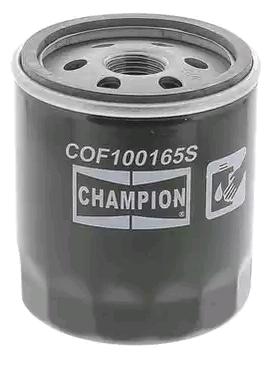 Filtro olio motore CHAMPION COF100165S conoscenze specialistiche