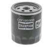 SKODA FABIA Olejový filtr: CHAMPION COF100165S