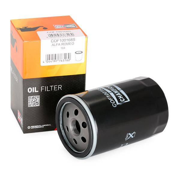 Ölfilter CHAMPION COF100168S 4044197763160