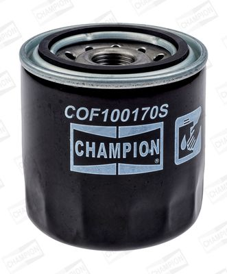 CHAMPION  COF100170S Ölfilter Ø: 76mm, Innendurchmesser: 61mm, Höhe: 76mm