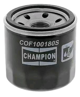 Ölfilter CHAMPION COF100180S 4044197763184