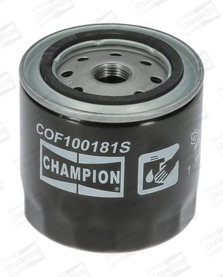 CHAMPION  COF100181S Ölfilter Ø: 93mm, Höhe: 92mm