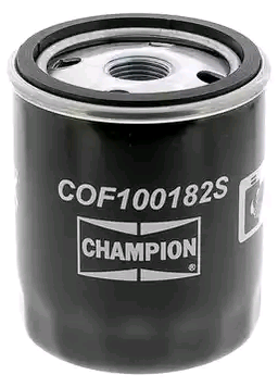 Oil Filter CHAMPION COF100182S expert knowledge