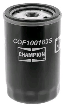 Oil Filter CHAMPION COF100183S expert knowledge