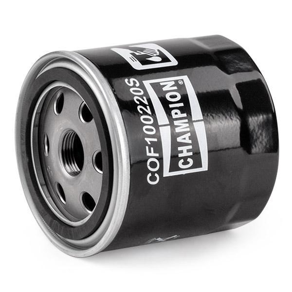 Ölfilter CHAMPION COF100220S 4044197798728