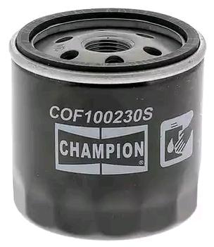 Ölfilter CHAMPION COF100230S 4044197763245