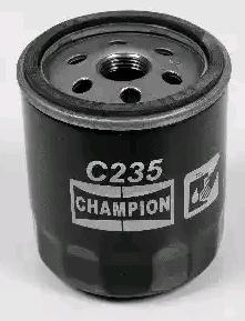 Motorölfilter COF100235S CHAMPION COF100235S in Original Qualität
