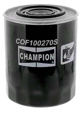 Motorölfilter COF100270S CHAMPION COF100270S in Original Qualität