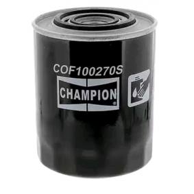 Ölfilter Ø: 109mm, Innendurchmesser: 36mm, Innendurchmesser 2: 42mm, Innendurchmesser 2: 62mm, Höhe: 142mm mit OEM-Nummer 190 7582