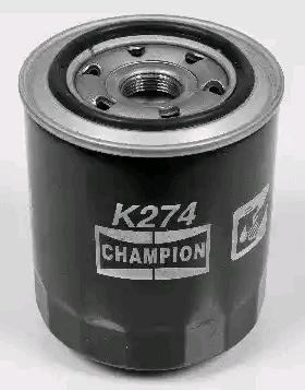 Ölfilter CHAMPION COF100274S 4044197763399