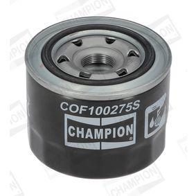 Ölfilter Ø: 101,0mm, Innendurchmesser: 79,0mm, Höhe: 84,0mm mit OEM-Nummer 90915-30001