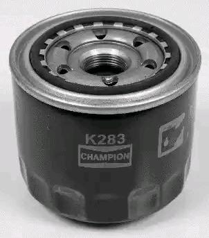 Ölfilter CHAMPION COF100283S 4044197763412