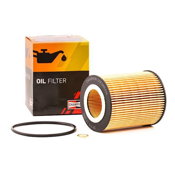Ölfilter CHAMPION COF100504E Erfahrung