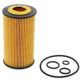 Ölfilter Ø: 64mm, Innendurchmesser: 26mm, Innendurchmesser 2: 33mm, Höhe: 115mm mit OEM-Nummer 1121840425