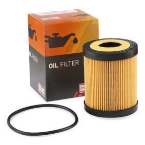 Ölfilter Ø: 59,0mm, Innendurchmesser: 30,0mm, Höhe: 77,0mm mit OEM-Nummer 56 50 316