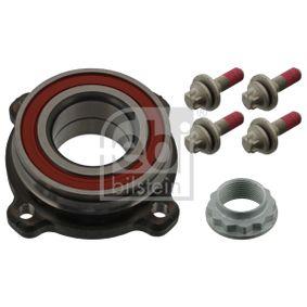 Radlagersatz Ø: 80,0mm, Innendurchmesser: 45,0mm mit OEM-Nummer 33411093725