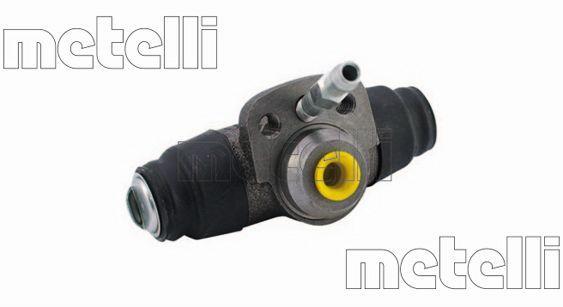 METELLI  04-0060 Cilindro de freno de rueda Calibre Ø: 17,46mm