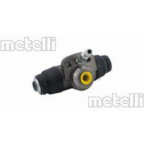 Cilindro de freno de rueda Calibre Ø: 17,46mm con OEM número 331.611.053A