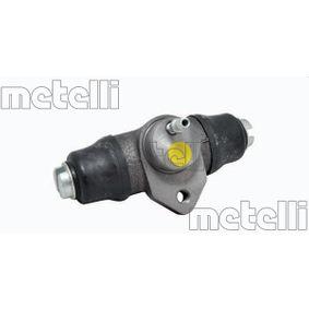 Radbremszylinder Bohrung-Ø: 25,40mm mit OEM-Nummer 281.611.047