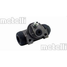 Wheel Brake Cylinder 04-0442 PANDA (169) 1.2 MY 2012