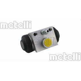 Wheel Brake Cylinder 04-0742 PUNTO (188) 1.2 16V 80 MY 2002