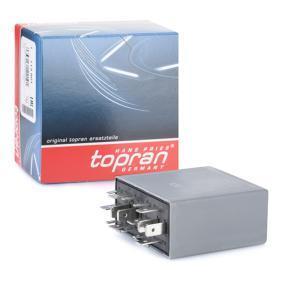 TOPRAN  113 601 Relais, Wisch-Wasch-Intervall