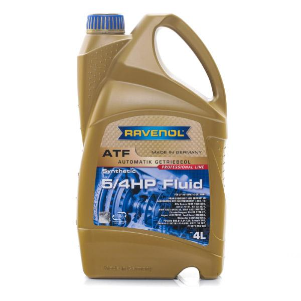 Automatikgetriebeöl RAVENOL 1212104-004-01-999 Erfahrung