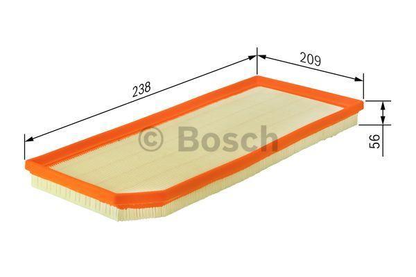 Filter BOSCH F026400146 Erfahrung