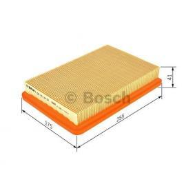 Air Filter Length: 255mm, Width: 174,5mm, Height: 41mm, Length: 255mm with OEM Number 281132D000