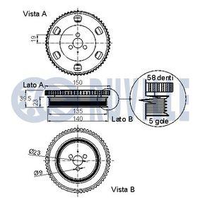 Radlagersatz Ø: 96,00mm mit OEM-Nummer A906 330 4920