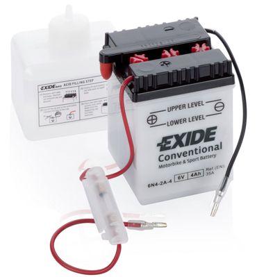 Starterbatterie EXIDE 6N4-2A-4 Bewertung