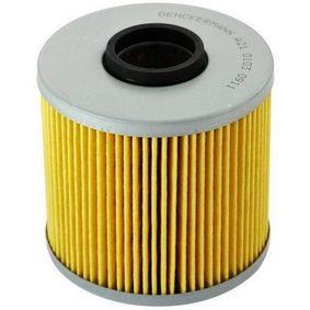 Ölfilter Innendurchmesser 2: 28mm, Höhe: 89mm mit OEM-Nummer 11 42 1 709 865