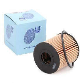 BLUE PRINT Oljefilter ADF122102 med OEM Koder 1109Z1