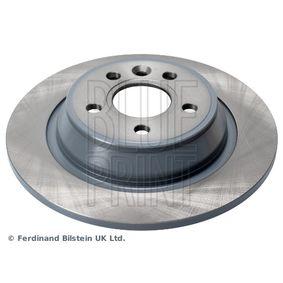 Bremsscheibe Bremsscheibendicke: 11mm, Ø: 302,0mm mit OEM-Nummer LR0 27123