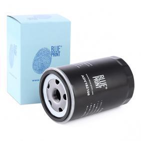 BLUE PRINT Ölfilter ADV182108 für AUDI 80 (8C, B4) 2.8 quattro ab Baujahr 09.1991, 174 PS