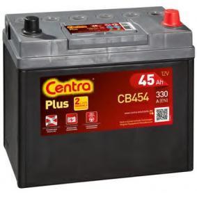 Starterbatterie Polanordnung: 0 mit OEM-Nummer 31500SCAE011M1