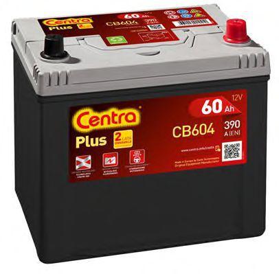Starterbatterie CB604 CENTRA CB604 in Original Qualität