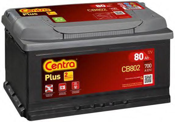 Autobatterie CB802 CENTRA CB802 in Original Qualität