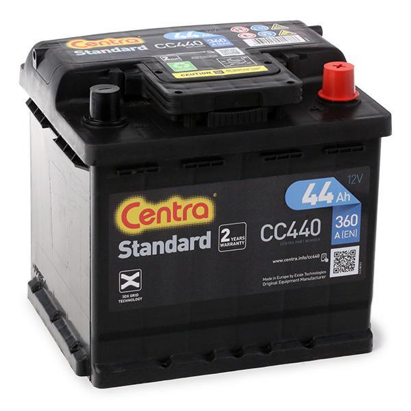 Akkumulator CENTRA CC440 Erfahrung
