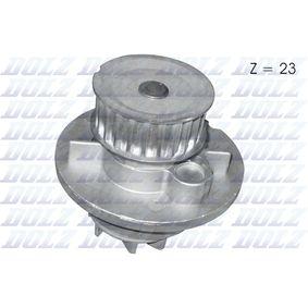 Wasserpumpe mit OEM-Nummer 6334035