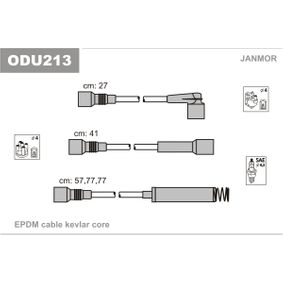 Ignition Cable Kit Article № ODU213 £ 140,00