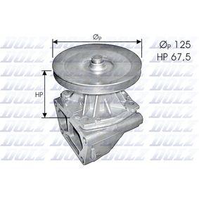 Wasserpumpe mit OEM-Nummer 7630343
