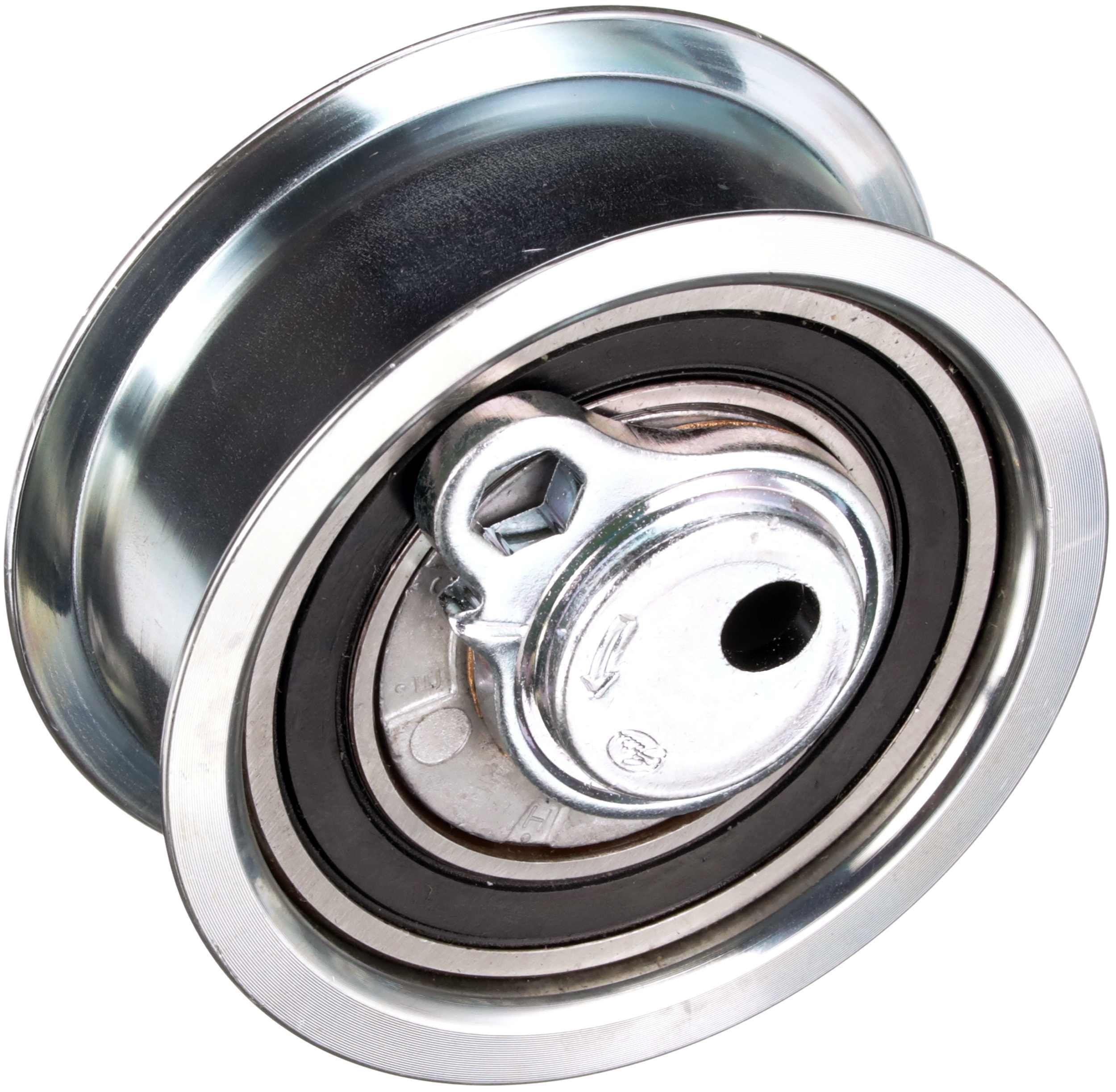 GATES  T43219 Tensioner Pulley, timing belt Ø: 68mm
