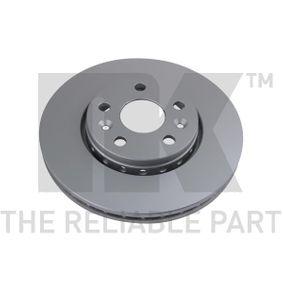 Brake Disc Article № 313974 £ 140,00