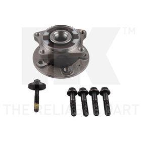 Wheel Bearing Kit Ø: 135,7mm, Inner Diameter: 28mm with OEM Number 31340100
