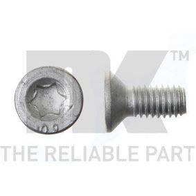 Винт, спирачен диск 89011671 25 Хечбек (RF) 2.0 iDT Г.П. 2005