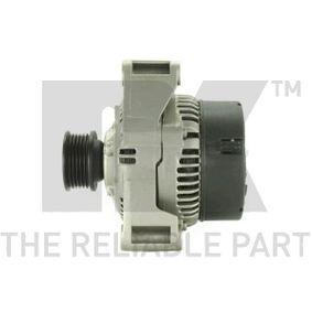 Lichtmaschine mit OEM-Nummer A 0081549602