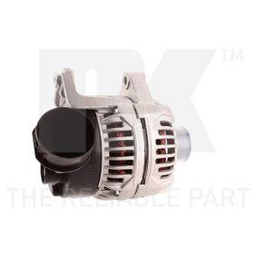 Lichtmaschine mit OEM-Nummer 12-31-7-501-755